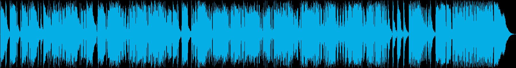 サラサラ ジャズ R&B ゆっくり...の再生済みの波形