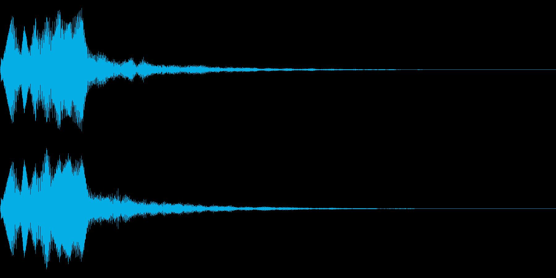 未来的・決定・空気感・取得24の再生済みの波形