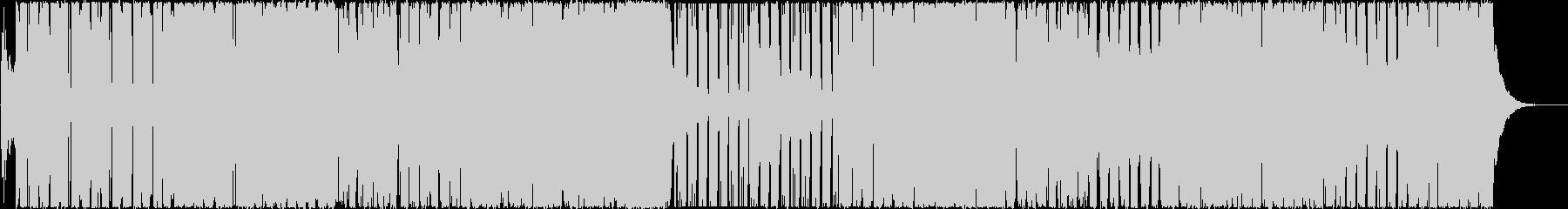 カワイイ-ポップFutureBass♫の未再生の波形