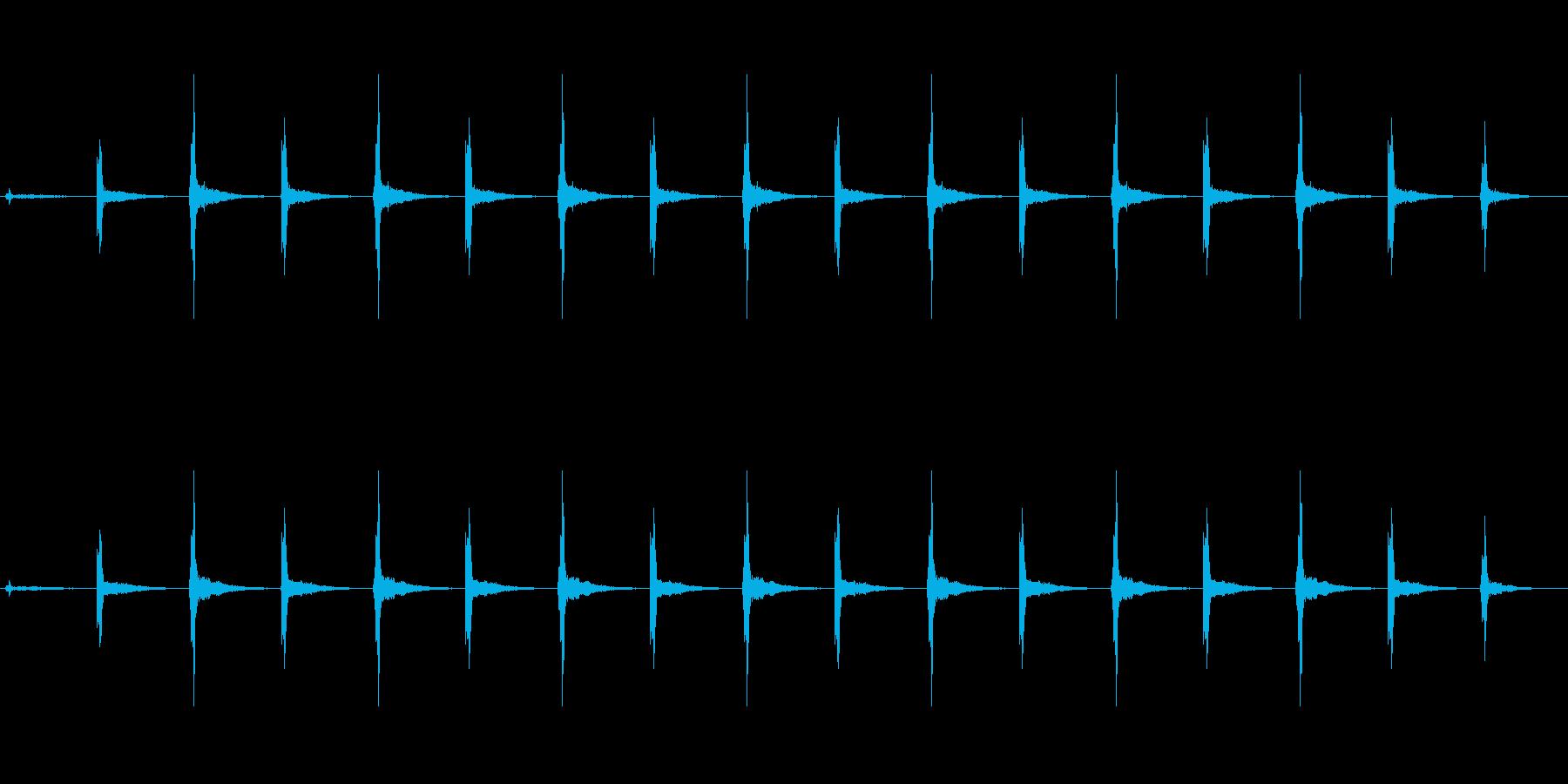 時計 ticktock_46-4_revの再生済みの波形