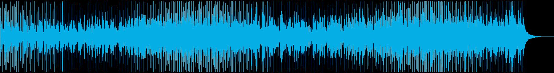 70年代にタイムスリップ、ソウルBGMの再生済みの波形