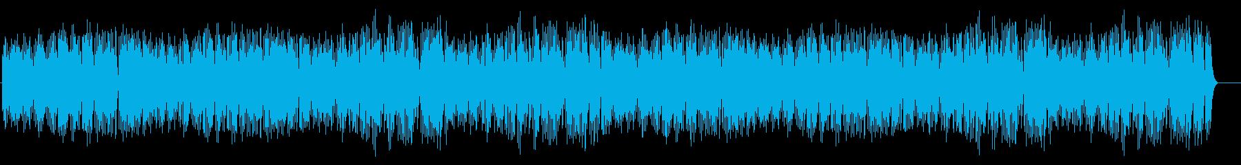 ほんわか明るい・軽快でシンプルマリンバ曲の再生済みの波形
