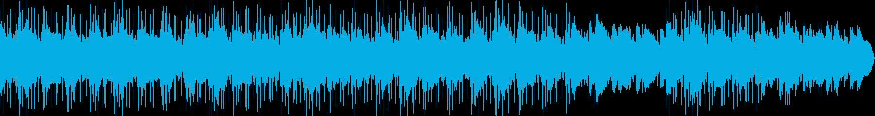 大人な雰囲気のchilloutの再生済みの波形