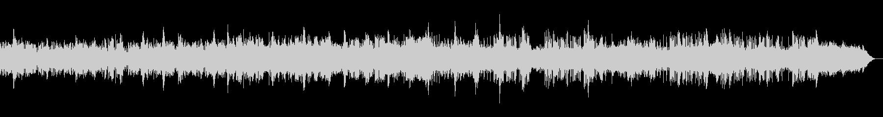 土砂降りのダークメルヘンファンタジーの未再生の波形