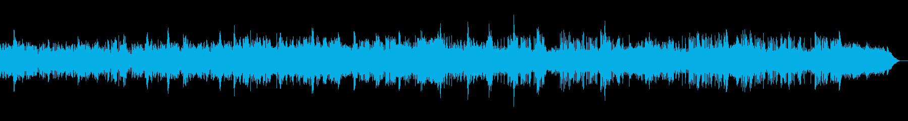 土砂降りのダークメルヘンファンタジーの再生済みの波形