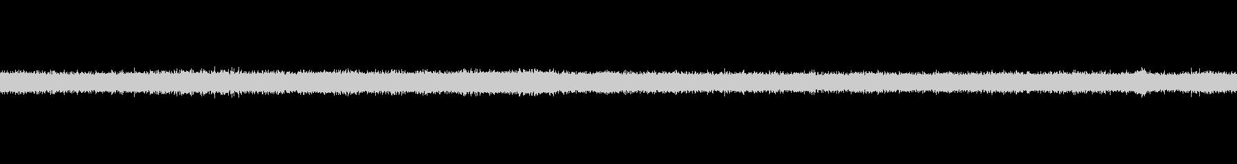 虫の鳴き声2の未再生の波形