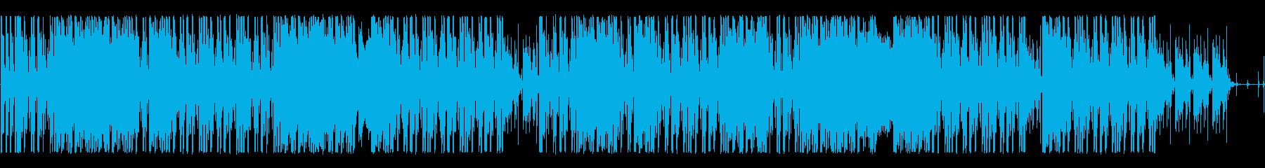 伝統的なラップビートです。神秘的で...の再生済みの波形
