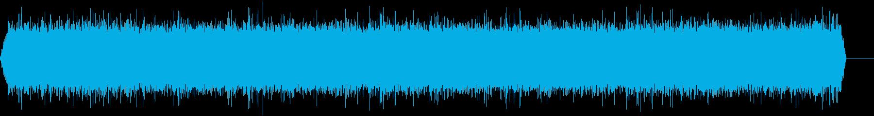 放電管-高速で制御される水の再生済みの波形