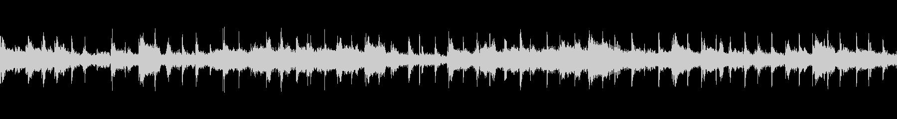 Indian style jingle sound logo box's unreproduced waveform