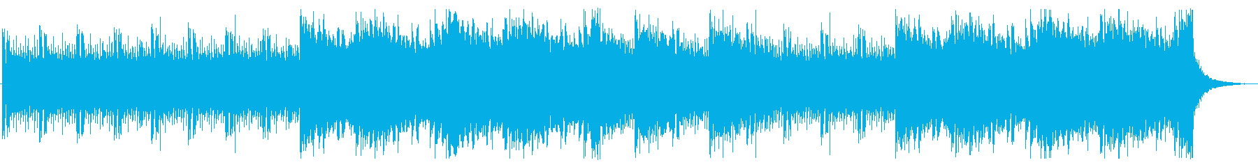 Serious Thinking time BGM's reproduced waveform