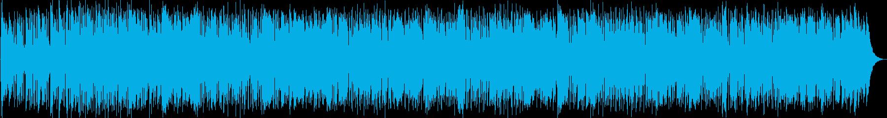 恋愛の情景にあうエレピ、クールジャズの再生済みの波形