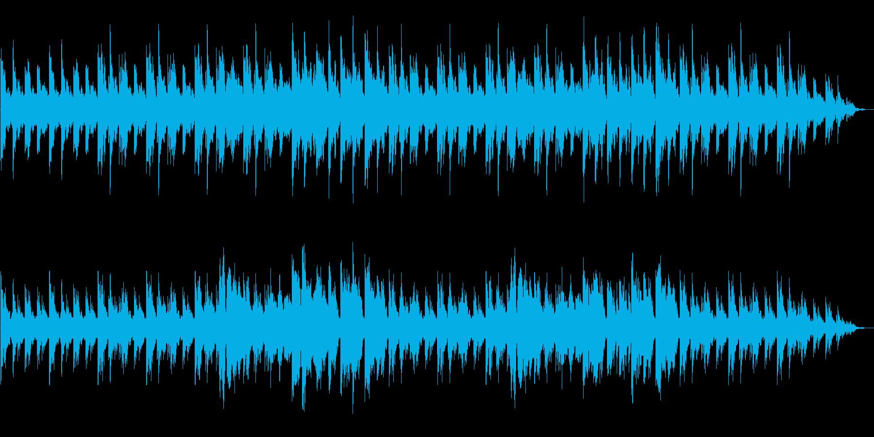 古代中国の都市 古楽器による伝統音楽風の再生済みの波形