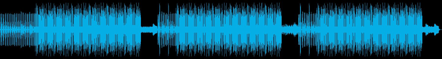 80年代のダンスハウスのディープハ...の再生済みの波形