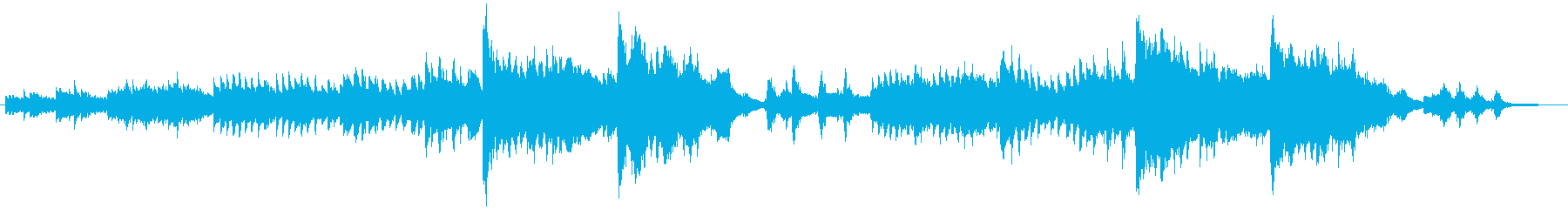 プログレッシブ 交響曲 アクティブ...の再生済みの波形