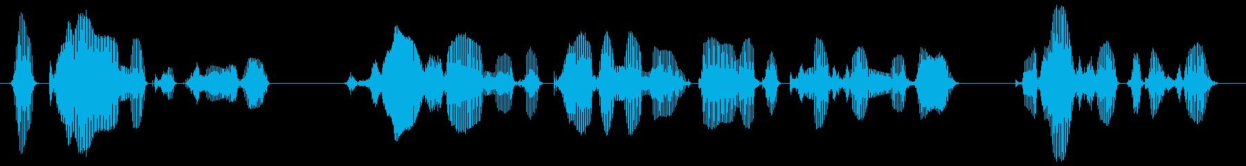 楽屋への立ち入り、出演者への楽屋での面…の再生済みの波形