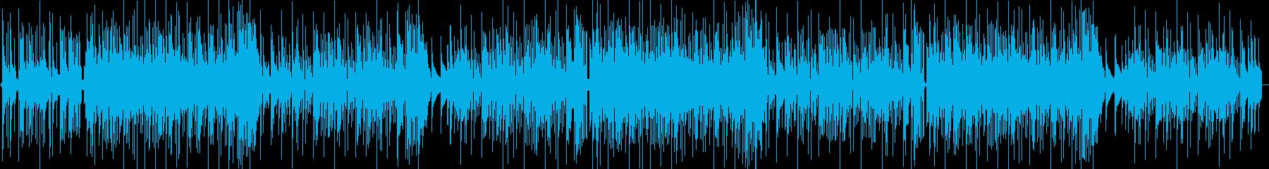 攻撃的なTrap,HipHopの再生済みの波形