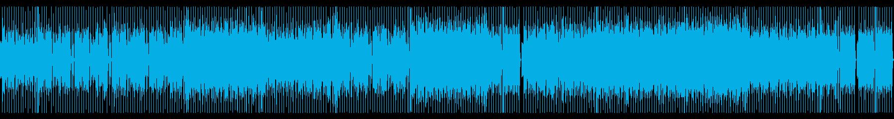 ノリノリ!!   ダンスPOP BGMの再生済みの波形