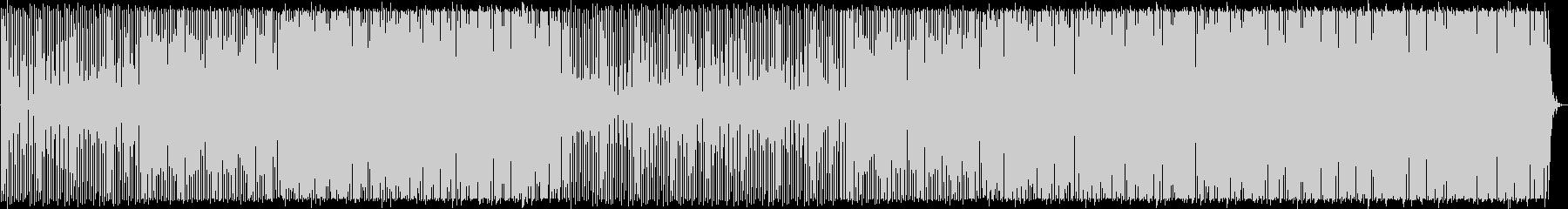 疾走感/ハウス_No448の未再生の波形
