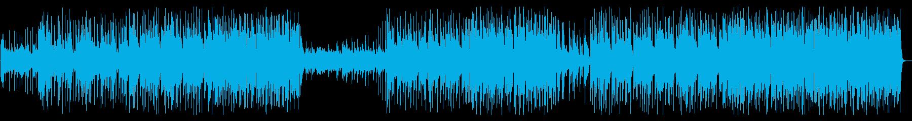 HIPHOPトラック/洋楽/切ないの再生済みの波形