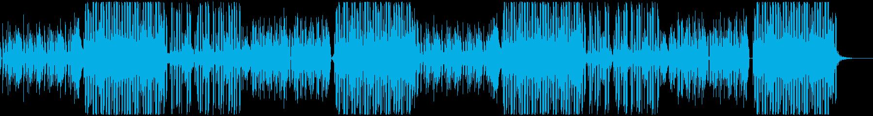 クール・スタイリッシュ・EDM・9の再生済みの波形