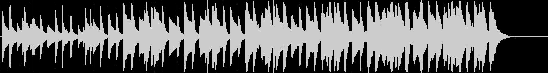 Cartoon センチメンタル 静...の未再生の波形