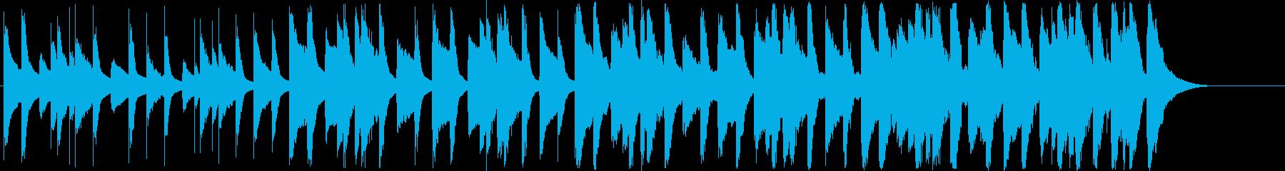 Cartoon センチメンタル 静...の再生済みの波形