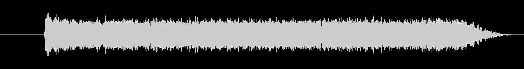 機械 タイルカッター合成04の未再生の波形