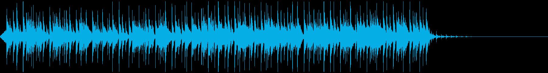 ダンディー口笛ダンス ハウス調 CM動画の再生済みの波形