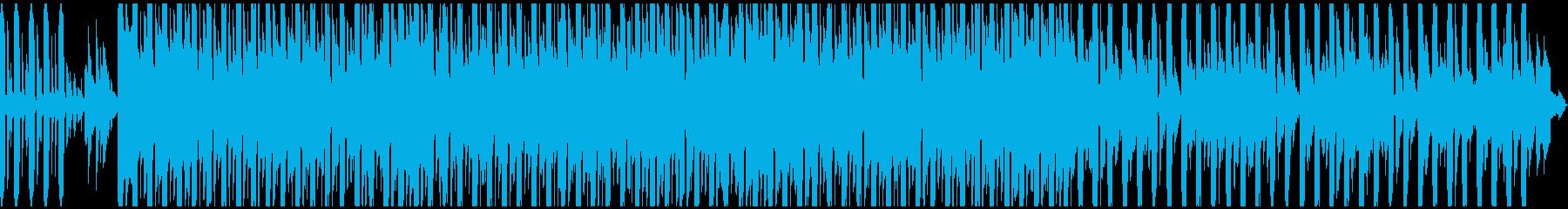断固とした、しかしかなり遅いテンポ...の再生済みの波形