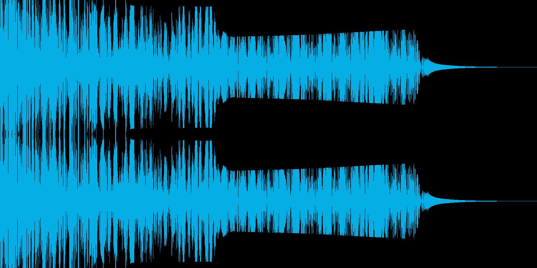 ズバッと斬る_01(刀・刺す・斬撃系)の再生済みの波形