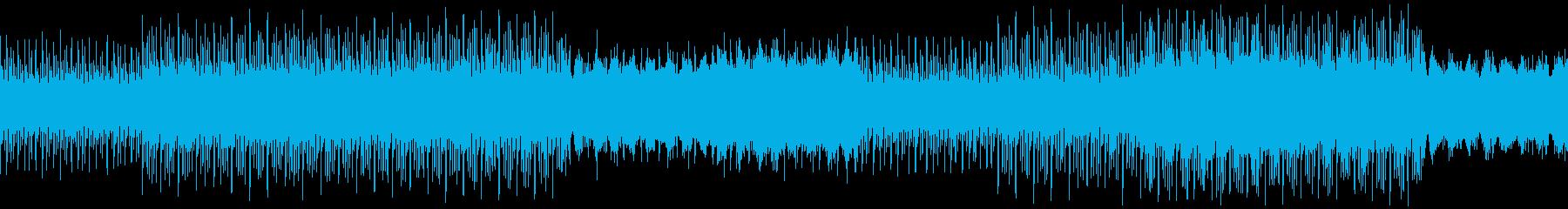 テレビゲーム 電子打楽器 楽しげ ...の再生済みの波形