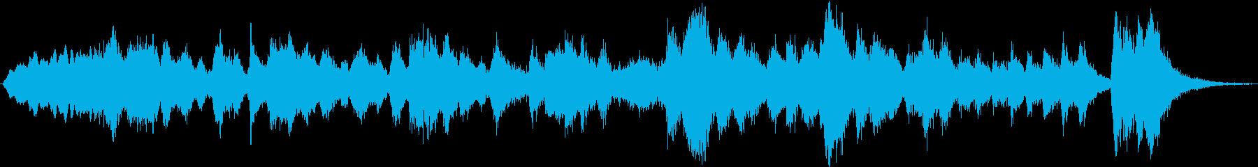 オーケストラクラシックインスト元気...の再生済みの波形