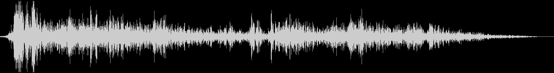【爆発音01】様々なシーンで使える爆発音の未再生の波形