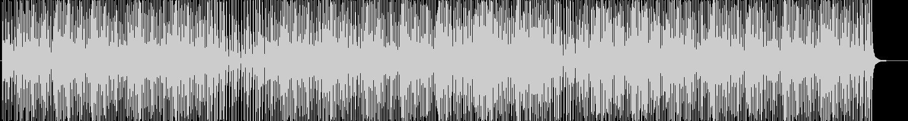 ピアノとウクレレ♬のキュートポップ-動画の未再生の波形