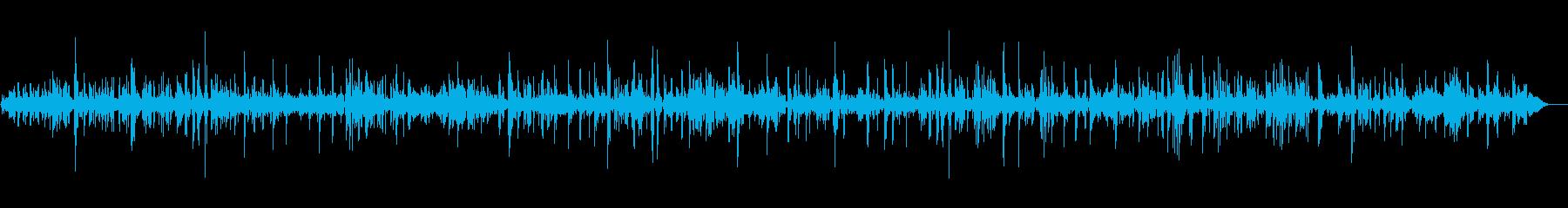 ジャズ&ボサノバ!お洒落カフェBGMの再生済みの波形