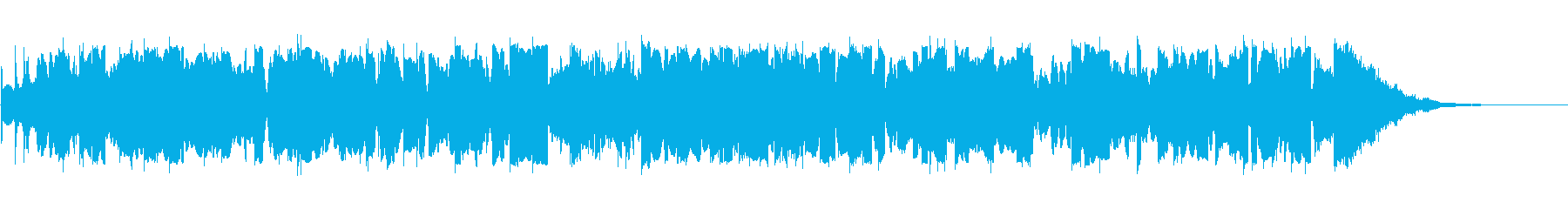 KANT近未来ロボットechoなしの再生済みの波形