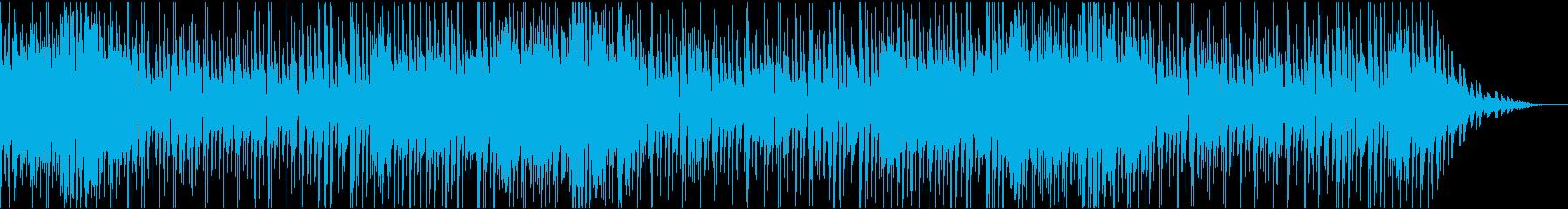 哀愁と色気溢れるコミカルなド演歌カラオケの再生済みの波形