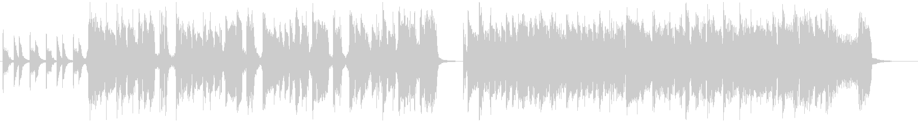 30秒 CMに!わくわく、おしゃれな曲。の未再生の波形