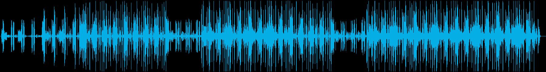 [オシャレ]CityPopなHiphopの再生済みの波形