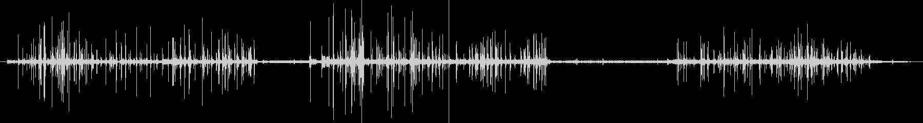 電気溶接機の未再生の波形