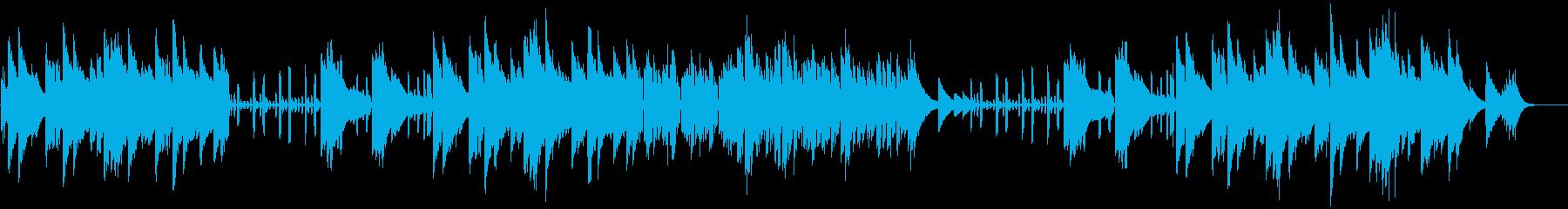 エレピソロの再生済みの波形