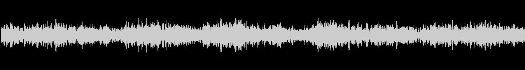 ホラー 煉獄のカオス01の未再生の波形