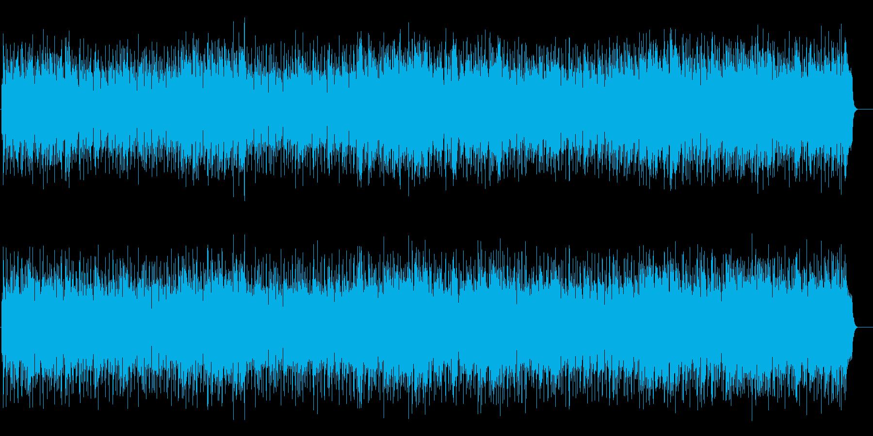 夜のピアノフュージョン(フルサイズ)の再生済みの波形