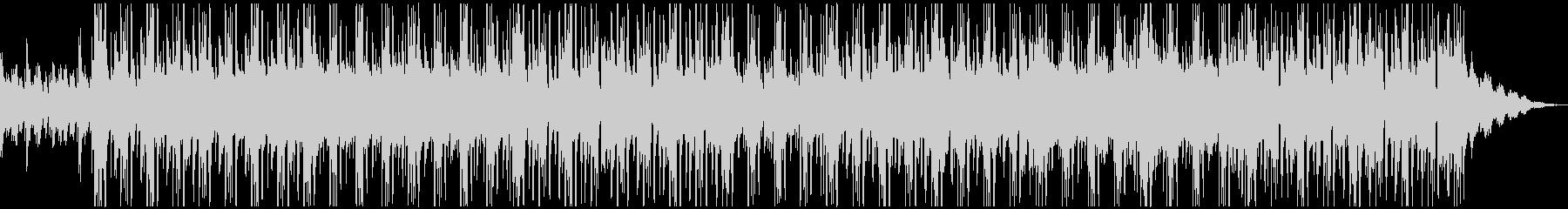 妖しいシンセが印象的な癒し系ピアノホップの未再生の波形