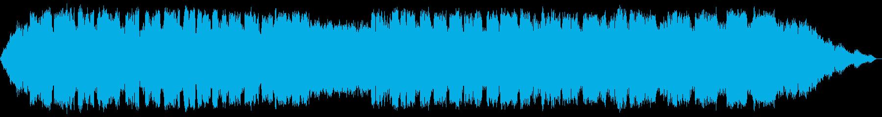 瞑想の時間 静かな竹笛のヒーリング音楽の再生済みの波形