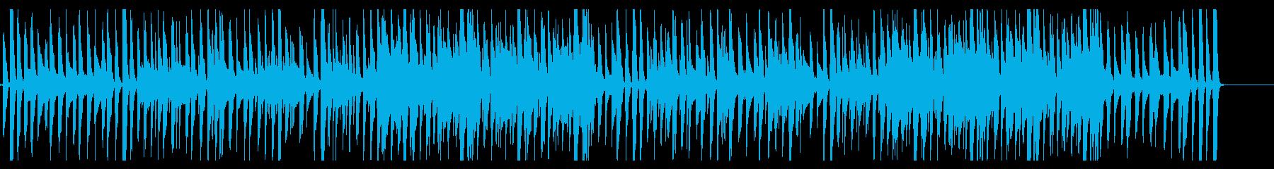 アコギとピアノのカントリーラグタイム♪の再生済みの波形