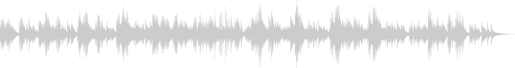 Painful piano ballad (moist and sad)'s unreproduced waveform