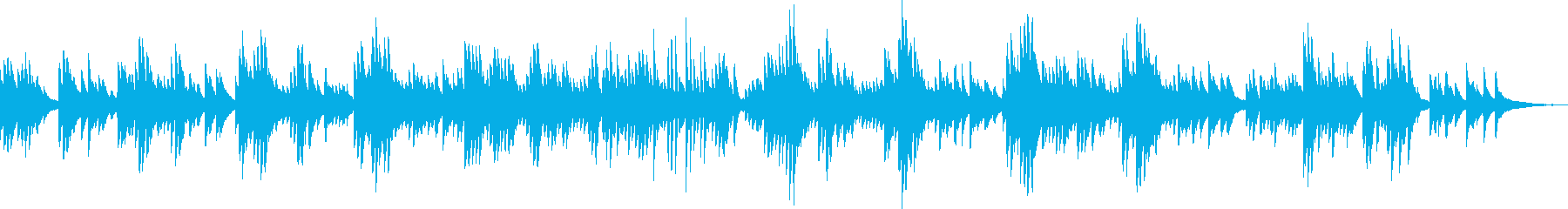 Painful piano ballad (moist and sad)'s reproduced waveform