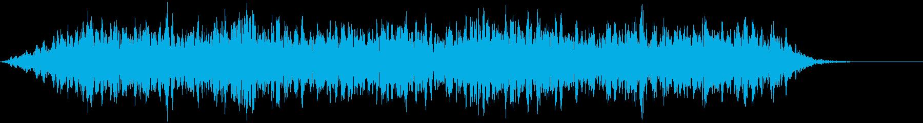 【ホラーゲーム】霊の叫び_01の再生済みの波形