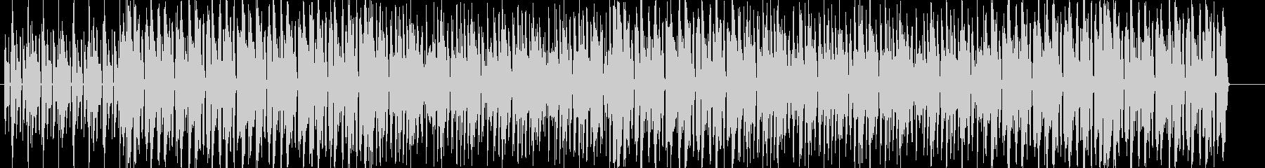 無機質・淡々で怪しげなエレクトロニカの未再生の波形